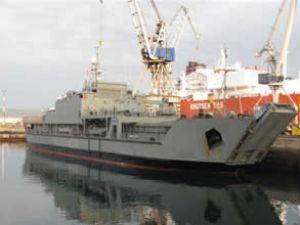 Navantia, Cezayir gemilerini tamir edecek