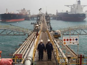 Yakıt tankları denizyoluna bağlanacak