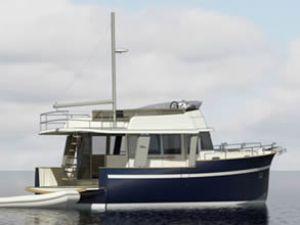 Rhea Trawler36 Paris Boat Show'da