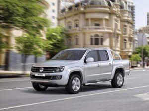 Volkswagen Amarok'ta indirimler sunuluyor