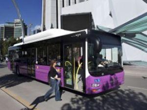 MAN, CNG körüklü otobüsler fuarda