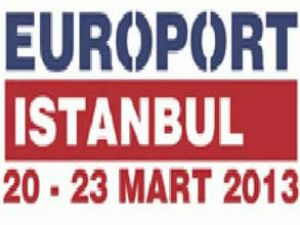 Europort İstanbul 20-23 Mart 2013'te