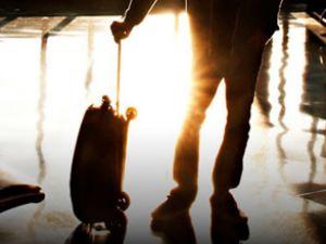 Bomba şakası havalimanını birbirine kattı