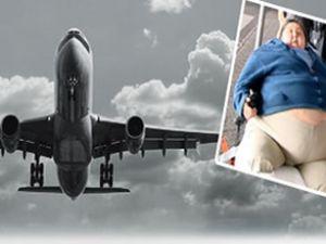 193 Kilo olan yolcuyu uçağa almadılar