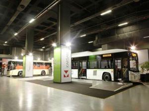 Karsan, otobüslerini Transist'de sergiliyor