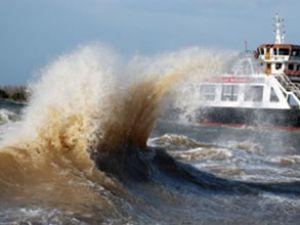 Çanakkale'de deniz ulaşımı yapılamıyor