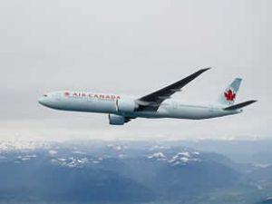 Air Canada Toronto'dan İstanbul'a uçacak