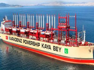 Karkey enerji gemileri için tahkime gidiyor