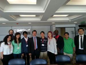 MIT öğrencilerinden AveaLabs'e ziyaret