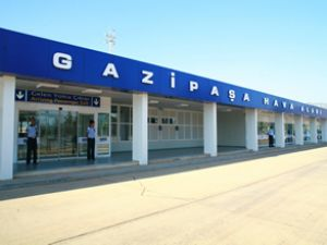 Gazipaşa Havalimanı desteği sürüyor
