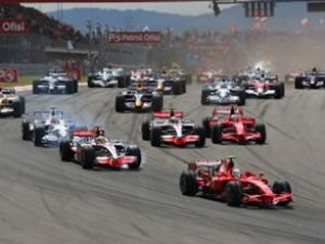 Formula İstanbul'a geri dönüyor