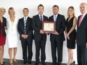 Mükemmellik Ödülü'nün sahibi: CEVA Lojistik
