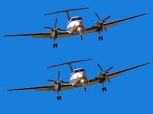 King Air 350 tipi uçak Türkiye'ye gelecek