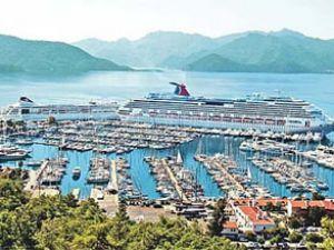 Marmaris Limanı Fransa'da tanıtıldı