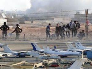 Muhaliflerin yeni hedefi Şam Havaalanı