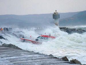 Kıyı Emniyeti kazası TBMM'ye taşınıyor