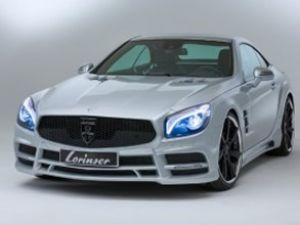 Mercedes-Benz Lorinser ile yükseliyor
