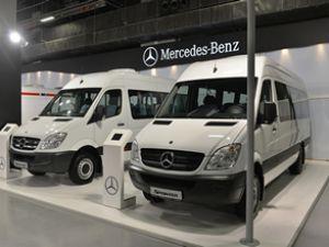 Mercedes-Benz Tedarik Fuarı'nda