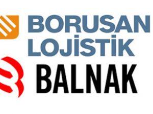 Balnak Lojistik artık Borusan Lojistik'in