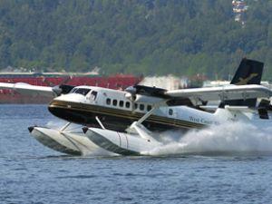 Gemlik-İstanbul arası deniz uçağı seferi