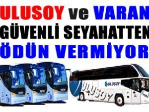 Ulusoy ve Varan Turizm kışa hazır