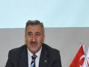 Erzincan'da 'uluslararası' heyecan yaşandı