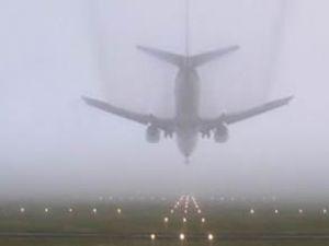 Hatay'da hava şartları uçuşları etkiledi