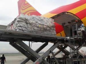 Filipinler'e yardımı Türkler taşıyor
