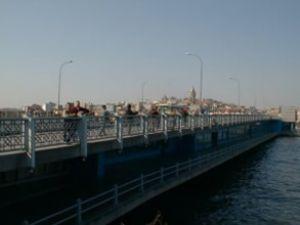 Yeni Galata Köprüsü trafiğe kapatılıyor
