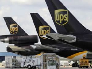 UPS 500 milyon paket teslimatı yapacak