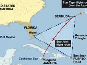 'Bermuda Şeytan Üçgeni'nin sırrı çözüldü
