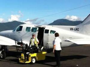 Barrier Aviation'ın faaliyetleri durduruldu