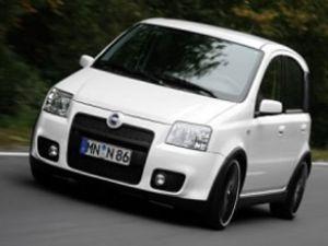 """Fiat Panda 4X4 """"2012 Yılının SUV'u"""" seçildi"""
