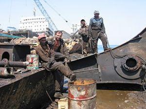2012 gemi sökümü rekorlarla dolu yıl oldu