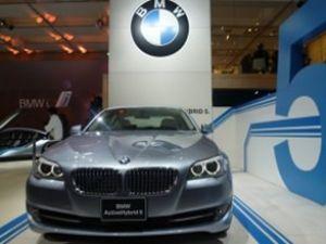BMW 2012′de 1,8 milyon araç sattı