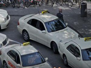 Münih Havalimanı taksicileri isyanda