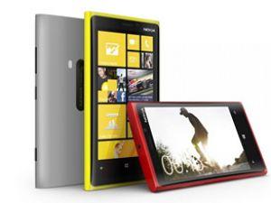 Nokia'nın iddialı telefonu: Lumia 920