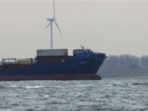 Basra Körfezi'nde İran kargo gemisi battı