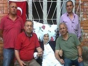 Kaptan Özben'in annesi hayatını kaybetti