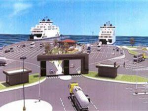 Gelibolu'da yeni feribot iskelesi heyecanı