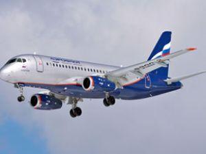 Sukhoi Superjet 100 uçağı teslim edildi