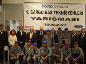 Başarılı Ford Cargo başteknisyenleri seçildi