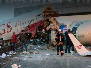 Moskova'da düşen uçak sabıkalı çıktı