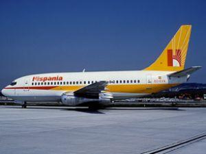 Hispania Airways faaliyetlerine son verdi