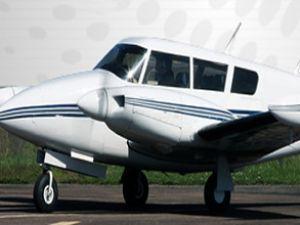 ABD'de kaçırılan uçak düştü: 3 genç öldü
