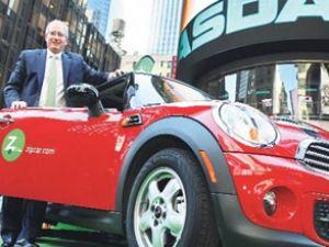 Avis, Zipcar'ı 500 milyon $'a satın aldı