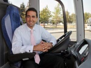 Kamil Koç'un 2013 hedefi 15 milyon yolcu