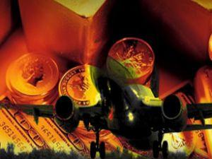 Havalimanında 1.5 ton altın alarmı