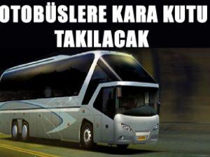 Otobüs ve şoförlerine teknik takip geliyor