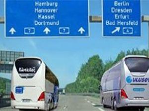 Kamil Koç ile Ulusoy Almanya'ya gidiyor